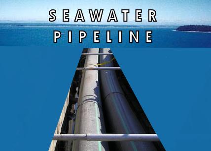Seawater Pipeline